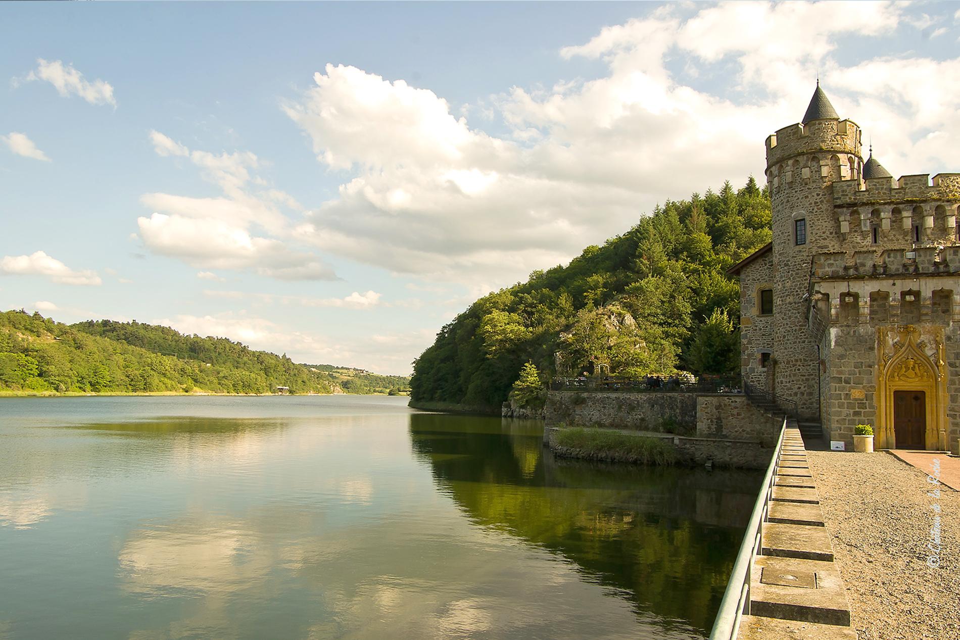 Château de la Roche, visite guidée théâtralisée, séminaire et escape game